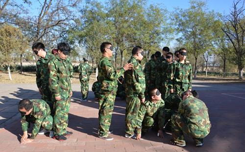 天津军事培训